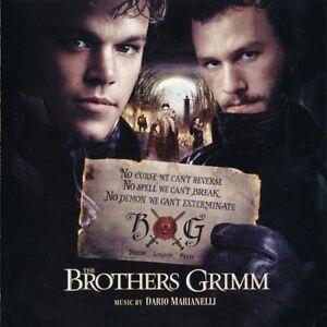 Dario Marianelli - Brothers Grimm [Soundtrack] (Original Soundtrack, 2005) New