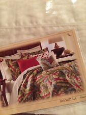 Tommy Bahama Queen Sheet Set ANGUILLA NEW In Package $135 MSRP 4 PC