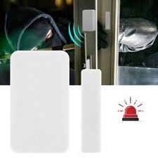 Hot 433MHZ Magnetic Wireless Window Door Sensor Detector Burglar Security Alarm