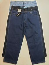 Lot of 3 Jeans Mens Size 46 X 30