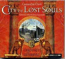 City of Lost Souls Cassandra Clare Chroniken der Unterwelt 9783785749791 KI2352