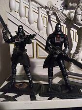 star wars mandalorian Crusader 2pack Custom 3.75 Vintage Collection Black Series