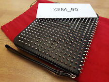 CHRISTIAN LOUBOUTIN - LEATHER SPIKED IPAD CASE - NEW COLLECTION - BNWT RRP £495