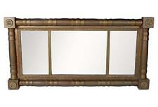 Late 19th C. Gilt Painted Mirror