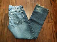 True Religion Bobby Big T Jeans Men's 32 Waist 34 Inseam