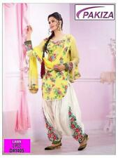 Maria b, asim jofa, Pakiza Pakistani Latest lawn copy Embroidered 2pc suit