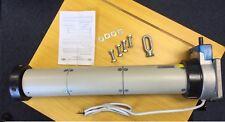 Neco tubulaire Moteur de volets roulants 330 Presque comme neuf avec commande manuelle-Série ED3