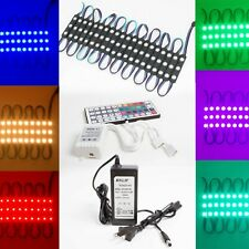 LEDUPDATES 20FT Color Change STOREFRONT WINDOW LED LIGHT + Remote UL 12v Power