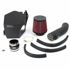 Grimmspeed Black Cold Air Intake For 08-14 Subaru WRX/STI & Forester XT 060051
