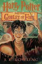 Harry Potter and the Goblet of Fire: Book 4 by J. K. Rowling (Hardback, 2000)
