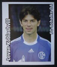 Panini 428 Fussball BL 2008/09 Levan Kobiashvili FC Schalke 04