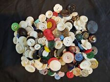 Antique buttons plastic pinwheel & spiral types, clean used condition