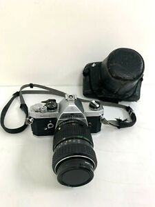Pentax Vintage Camera With Case