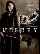 NEW DVD // STEPHEN KING -MISERY -/ Kathy Bates, James Caan