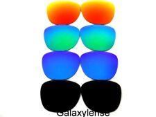 Galaxie Lentilles rechange Oakley Jupiter pas carré noir   Bleu   VERT    Rouge 949f27072e7d
