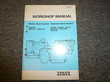 volvo penta tmd in manuals literature ebay rh ebay ca  volvo penta tamd 70 d manual