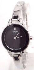Citizen Eco-Drive Silver-Tone Womens Watch - EX1320-54E