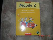 Mobile 2 Arbeitsheft Deutsch Klasse 2 mit Lernsoftware