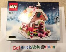 LEGO 40139 Gingerbread House Holiday Exclusive 2015 Limited NEW 277 pieces