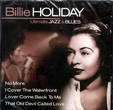 CD AUDIO.../...BILLIE HOLIDAY.../...ULTIMATE JAZZ & BLUES..../...NEUF......