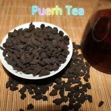 250g Yunnan Ripe Puerh Tea Antique Tree Loose Leaf Tea China Cooked Puer Tea 普洱茶