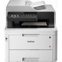 Brother MFC-L3770CDW Color Touchscreen LCD All-in-One  Wireless Laser Printer