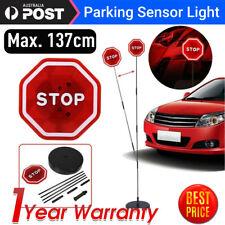 Sensor Stop Sign Flashing LED Lights Parking Aid Guide Warn Garage for Car Truck