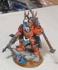 Chaos Terminator Lord Pro Painted! Magnetised Weapons!