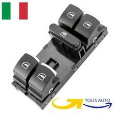 5ND959857 PULSANTIERA COMANDO ALZACRISTALLI PER VW GOLF MK5 MK6 SEAT IBIZA