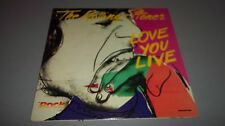 THE ROLLING STONES - LOVE YOU LIVE - 2  LP - MADE IN ITALY