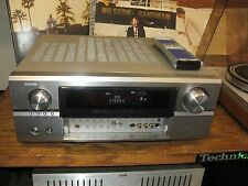 Denon AVR AVR-3805 7.1 Channel High Power Receiver Xlint Conditon NO RESERVE