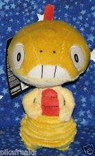 Scraggy Pokemon Plush Doll Toy Jakks Pacific Official Brand New with Tags USA