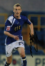 MILLWALL: MARC LAIRD SIGNED 6x4 ACTION PHOTO
