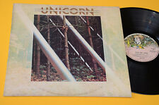 UNICORN LP BLUE PINE TREES TOP PROG 1°ST ORIG ITALY 1974 NM ! TOP AUDIOFILI !!!!