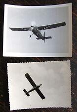 Aviation, NORD AVIATION M 3400, OBSERVATION, 1963, 2 PHOTOS