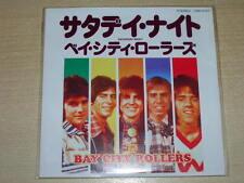 """BAY CITY ROLLERS JAPAN 3"""" CD (mini-lp 45rpm)"""