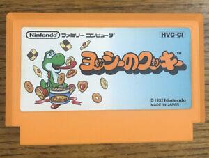 Yoshi no Cookie -  Famicom Game