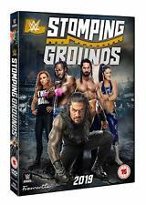 WWE Stomping Grounds 2019 [2x DVD] *NEU* DEUTSCH Deutscher Kommentar