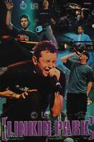 LINKIN PARK - A3 Poster (42 x 28 cm) - Chester Bennington Clippings Sammlung NEU