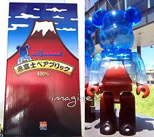 new~ Medicom Sky Tree Exclusive Red Mount Fuji 400% Be@rbrick Bearbrick Figure