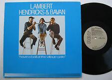 LP Lambert, Hendricks & Bavan – Havin 'a Ball at the Village Gate-MINT -