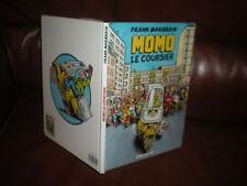MOMO LE COURSIER - EDITION ORIGINALE 2002 AVEC DEDICACE MARGERIN