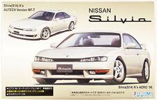 Fujimi ID-84 Nissan Silvia S14 K's Aero or Autech Ver. 1/24 scale convertible