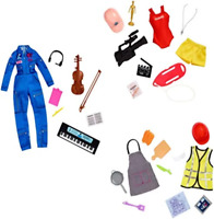 Barbie Doll, Fashions and Accessories Assortment, Multi