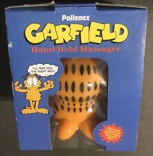 Garfield the Cat Handheld Massager in Box by Pollenex with Instructions