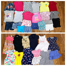 Girls Clothing Spring Summer Lot 34 Pieces Sz 5/6 Crewcuts Hanna Andersson