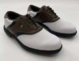 FootJoy Men's Originals Golf Shoes Sz. 8 NEW 45330