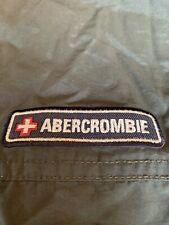 ABERCROMBIE VEST XL REVERSABLE