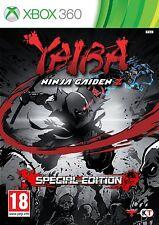Yaiba: Ninja Gaiden Z - Special Edition (Xbox 360) BRAND NEW SEALED
