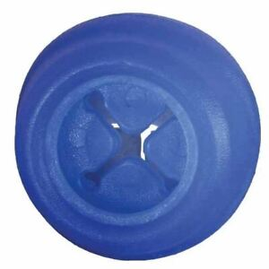 "Starmark Everlasting Treat Ball Blue 3.5"" x 3.5"" x 3"""